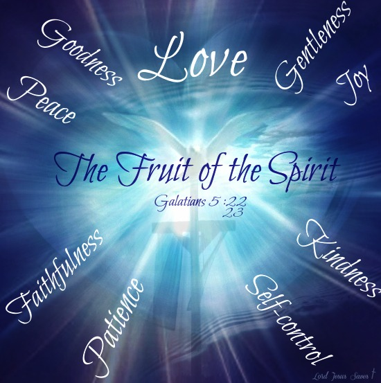 Galatians 5:22-23 But the fruit of the Spirit is love, joy, peace, patience, kindness, goodness, faithfulness, 23 gentleness, self-control; against such things there is no law. #LordJesusSaves