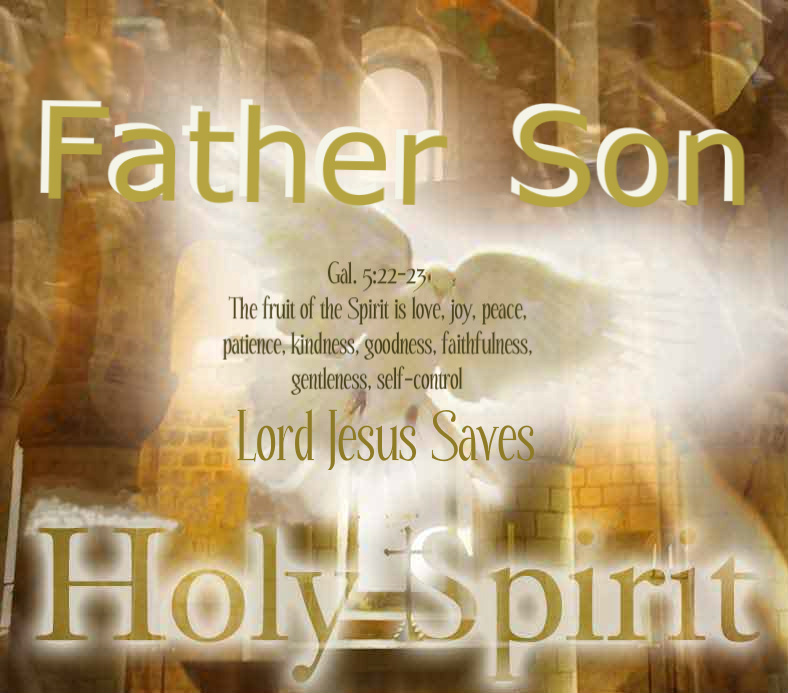 Image result for the father, son and holy spirit