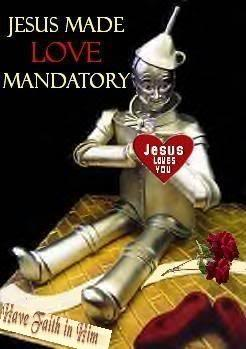 Jesus Made Love Mandatory #LordJesusSaves