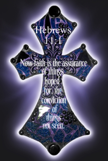 """Now Faith is the assurance of things hoped for, the conviction of things not seen."" Hebrews 11:1 #faith"