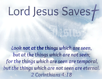 Lord Jesus Saves