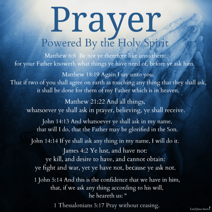 Prayer Holy Spirit