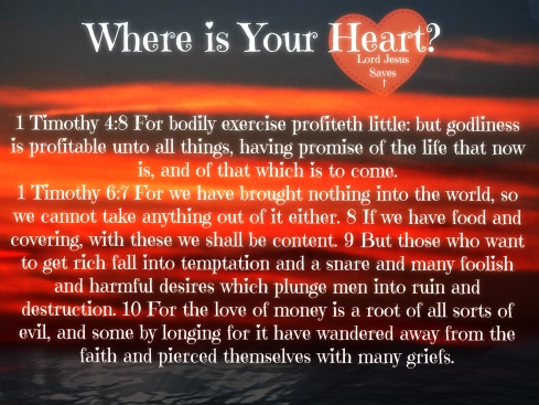 Where Is Your Heart?