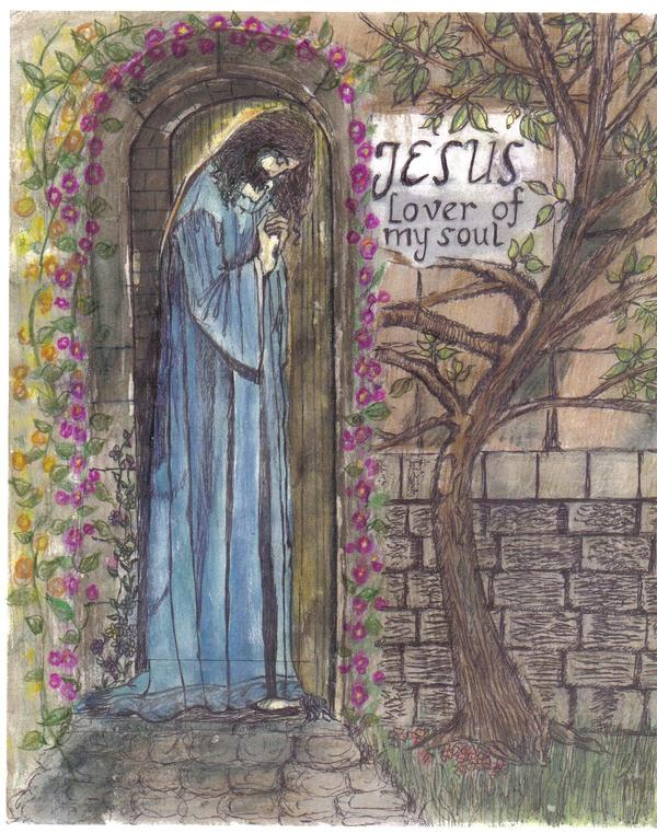 Jesus Lover of My Soul by Amy McCutcheon