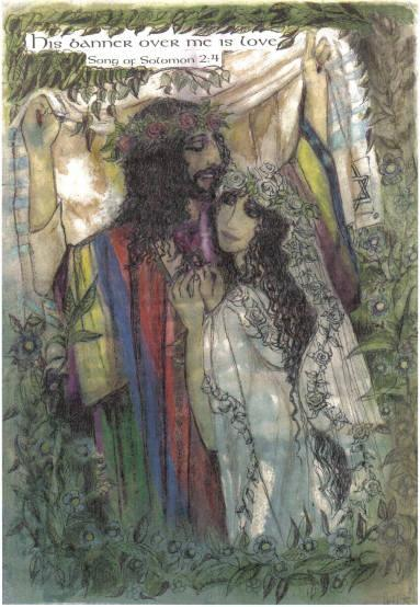 Song of Solomon 2~4 by Amy McCutcheon