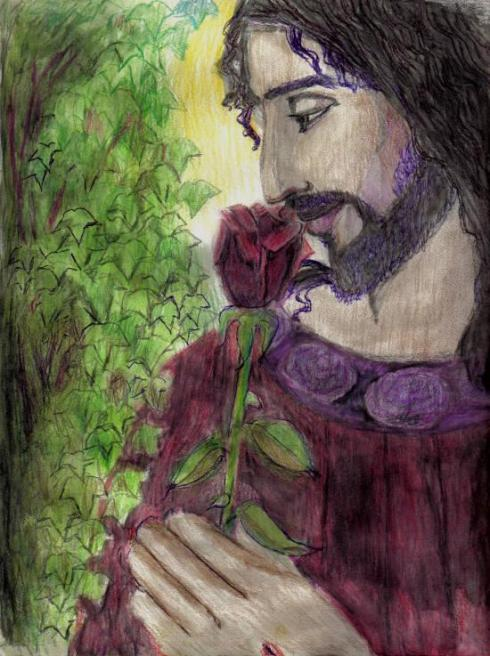 The Rose by Amy McCutcheon