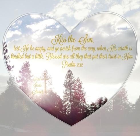 Psalm 2:12 (KJV)