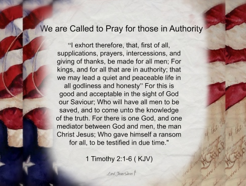 1 Timothy 2:1-16