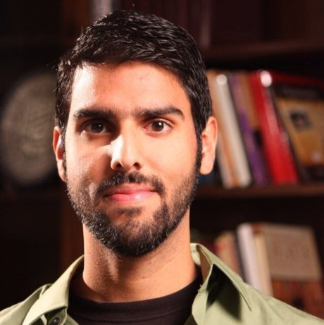 Christian apologist, Nabeel Qureshi, is resting with the Lord.