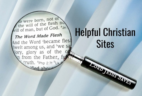 Helpful Christian Sites